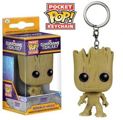Funko Guardians of the Galaxy Pocket POP! Marvel Groot Keychain
