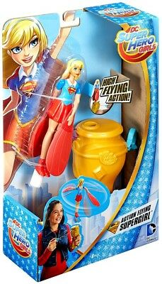 DC Super Hero Girls Action Flying Supergirl Action Figure