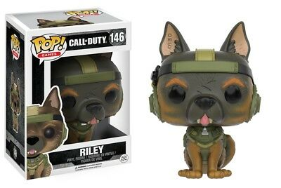 Call of Duty Funko POP! Games Riley Vinyl Figure #146