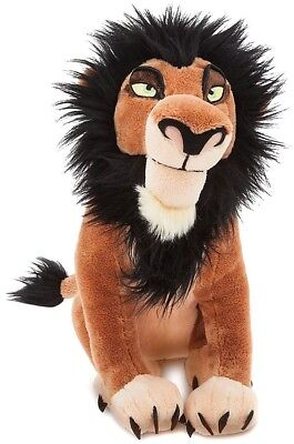 Disney The Lion Guard Scar Exclusive 14-Inch Plush