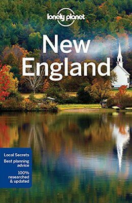 Lonely Planet New England (Travel Guide), Planet, Clark, Bain, Vorhee*.