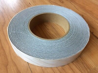 "Gray Tape 1"" x 60 Ft Adhesive Non Skid Anti Slip Safety Traction Grip JESSUP"