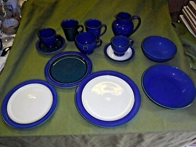 Denby /Langley Tableware Metz Items