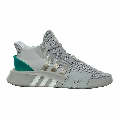 ADIDAS EQT BASK ADV Mens B37514 Grey Sub Green Knit Athletic