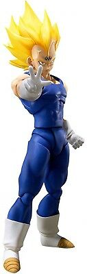 Dragon Ball Z S.H. Figuarts Majin Vegeta Action Figure
