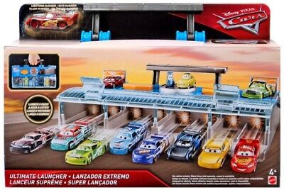 Disney Cars Ultimate Launcher Playset [Includes Lightning McQueen]