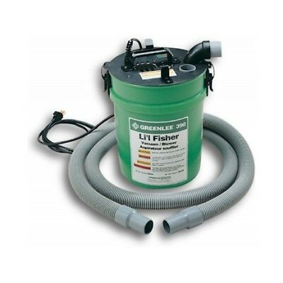 Greenlee 390 Li'l Fisher Vacuum/Blower Power Fishing System