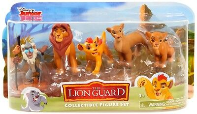 Disney The Lion Guard Mini Figure 5-Pack [Kion, Simba, Nala, Kiara & Rafiki]