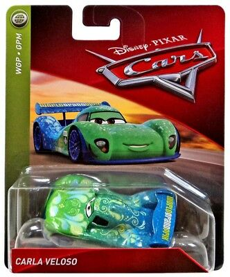 Diecast Toy Vehicles Disney Pixar Cars Carla Veloso Wgp 2019 Save 5