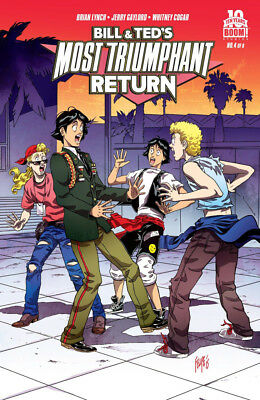 Bill And Ted`s Most Triumphant Return #4 (NM)`17 Lynch/ Gaylord