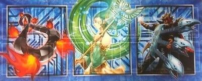 YuGiOh Legendary Collection Kaiba Playmat [Game Board]