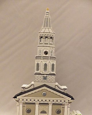 Shelia's Collectibles - St. Michael's Church II - Retailer Recognition pc #RR004