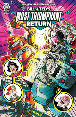 Bill And Ted`s Most Triumphant Return #6 (NM)`17 Lynch/ Gaylord