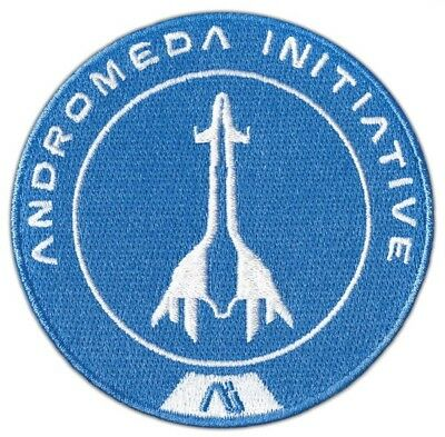 Mass Effect Adromeda Tempest Crew Patch