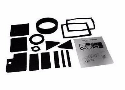 1965 1966 1967 1968 Mustang Heater Box Seal Kit Best on Market