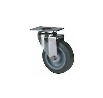 EAZYMOVE Heavy Duty Adjustable Water Craft Stand Wheel w/Brake PWC-WHBRK