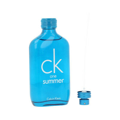 Calvin Klein CK One Summer 2018 Eau De Toilette EDT 100 ml (unisex)