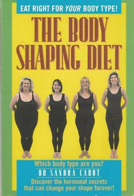 BODY SHAPING DIET  which body type are you?  SANDRA CABOT