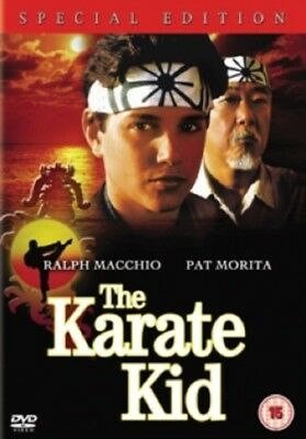 The Karate Kid (Ralph Macchio, Elisabeth Shue) Special Edition New Region 4 DVD