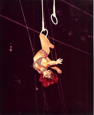 1982 - Ringling Bros. Red Unit - Dolly Jacob - Roman Rings Star