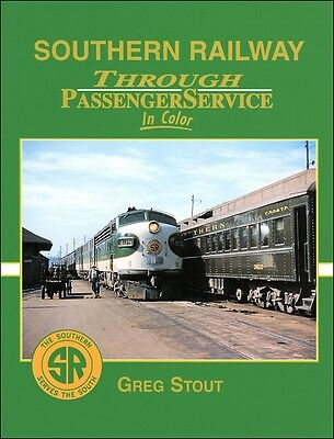 Southern Railway Through Passenger Service In Color / Railroad