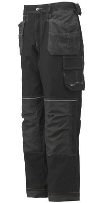 Helly Hansen Chelsea Construction Cordura Work Trousers Pants 34W & 39W | K1 HH2