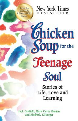 Chicken Soup for the Teenage Soul, Jack Canfield