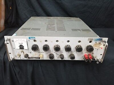 John Fluke Voltage Current Calibrator Model 382A