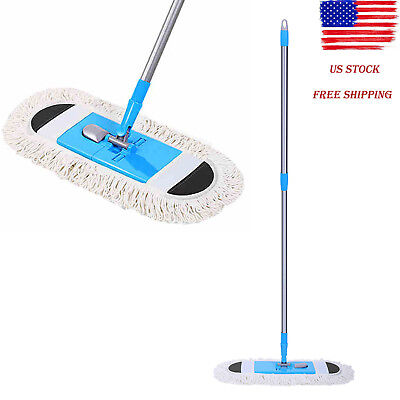 Magic Spin Mop Microfiber Spinning Cleaner Cleaning with Pad flat Wood Floor Use