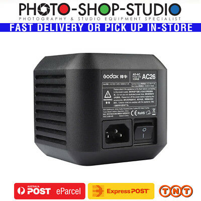 Godox AC-26 Wistro AC Power Source Adapter for AD600Pro Witstro Outdoor Flash