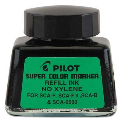 Pilot® Jumbo Marker Refill Ink, For Permanent Markers, 1 oz Ink B 072838485007