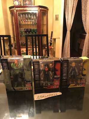 SH Figuarts Dragon Ball Z Android No.16 17 18 Figures New Never Opened