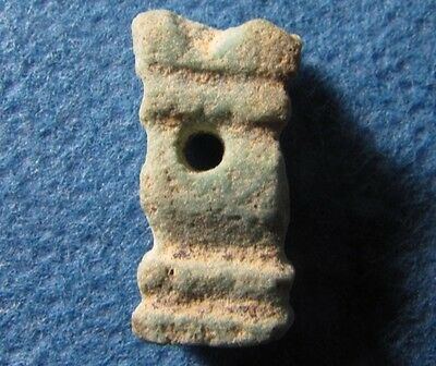 Egypt. ALTAR faience Amulet 1st. millennium BC ancient Egyptian.
