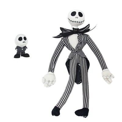 "The Nightmare Before Christmas Jack Skellington Doll Xmas Gift 50cm/20"" New"