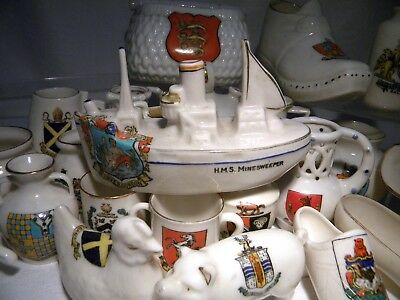 Crested China Selection (B19)