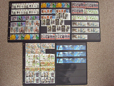 LOT#347t GB QEII COMMEMORATIVE STAMPS (Multiple Listing) ISSUED 1992-1998 USED
