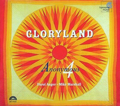 Anonymous 4 / Anger / Marshall - Gloryland CD NEU OVP