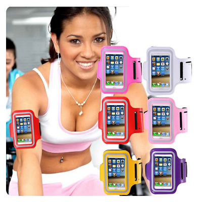 Sports Running Jogging Gym Armband Case Cover For Ipone 5 6 6Plus