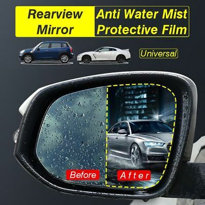 New Car Glass Windshield Rear View Mirror Rainproof Hydrophobic for Safe Driving
