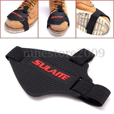 1pcs Motorcycle Shifter Cover Boot Shoes Protector Shift Guard Protective Gear