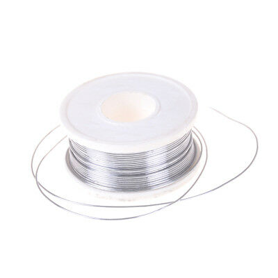 1PC 100g 0.8mm 60/40 Tin lead Solder Wire Rosin Core Soldering Flux Reel Tube FG