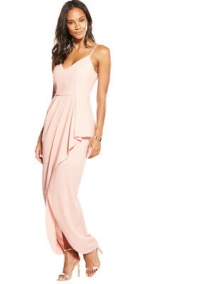 V by Very Strappy Frill Front Maxi Dress