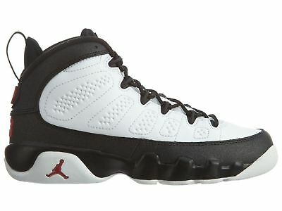 56528854117fdf Air Jordan 9 IX Retro Playoff Big Kids 302359-112 White Black Red Shoes Size