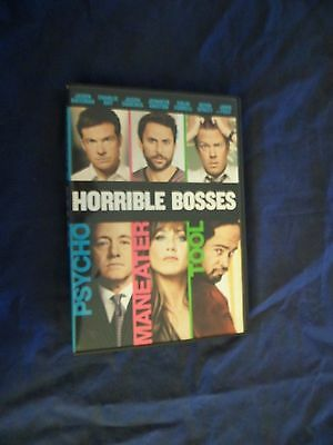 Horrible Bosses (DVD, 2011) Pre Owned Great condition