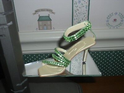 2002 -Just The Right Shoe -Raine Step Out Collection- High Intensity-Box-No Coa