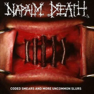 Napalm Death - Coded Smears And More Uncommon Slurs * Used - Very Good Cd