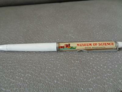 Vintage Floaty Pen Museum of Science Boston Massachusetts Space Shuttle