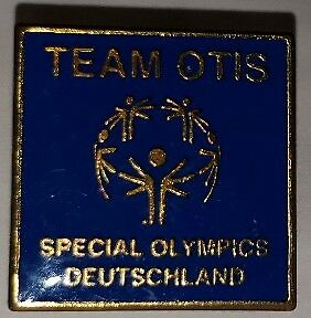 Pin'S Pin Tres Rare Team Otis Special Olympics Deutschland Collectors