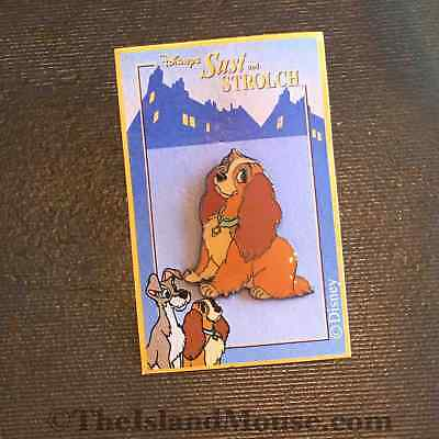 Very rare Disney Germany ProPin Lady and the tramp Pin (NX:1509)