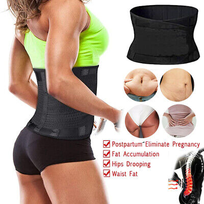 Postpartum Recovery Belly Waist Tummy Belt Shaper Slimming Body Support Corset P